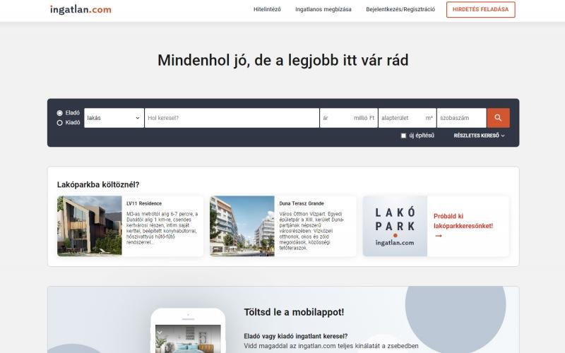 Ingatlan.com